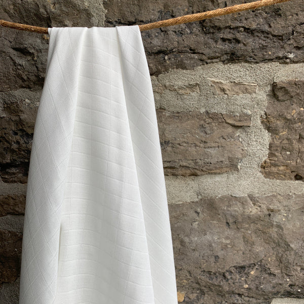 Bamboo Organic Cotton Swaddle Cloth Muslin