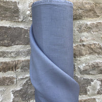 Linen 245gsm - Dark Grey - European Import - Simplifi Fabric