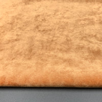 Bamboo Organic Cotton Velour - Copper