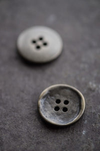 Stamped - Metal Button - Merchant & Mills - 15mm & 20mm