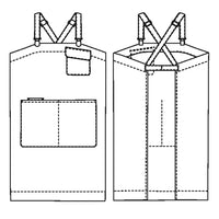 The Victor Apron Pattern - Merchant & Mills