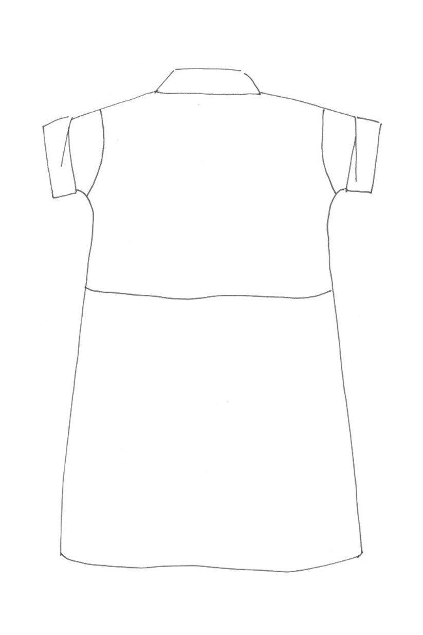The Factory Dress Pattern - Merchant & Mills