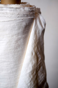 Linen 185gsm - Milk - European Import - Merchant & Mills