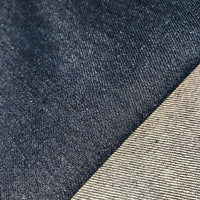 Blue Enzyme Washed Denim - 10oz