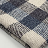 Linen / rPET / Cotton - Simplifi Checkered Collection - Color 3