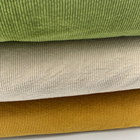 Stretch Corduroy - European Import - Oeko-Tex® - Lime