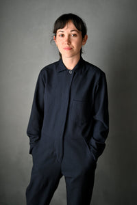 The Thelma (Workwear Boilersuit) Womens Pattern - Merchant & Mills