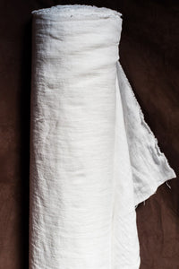 Linen 185gsm - Virgin White - European Import - Merchant & Mills