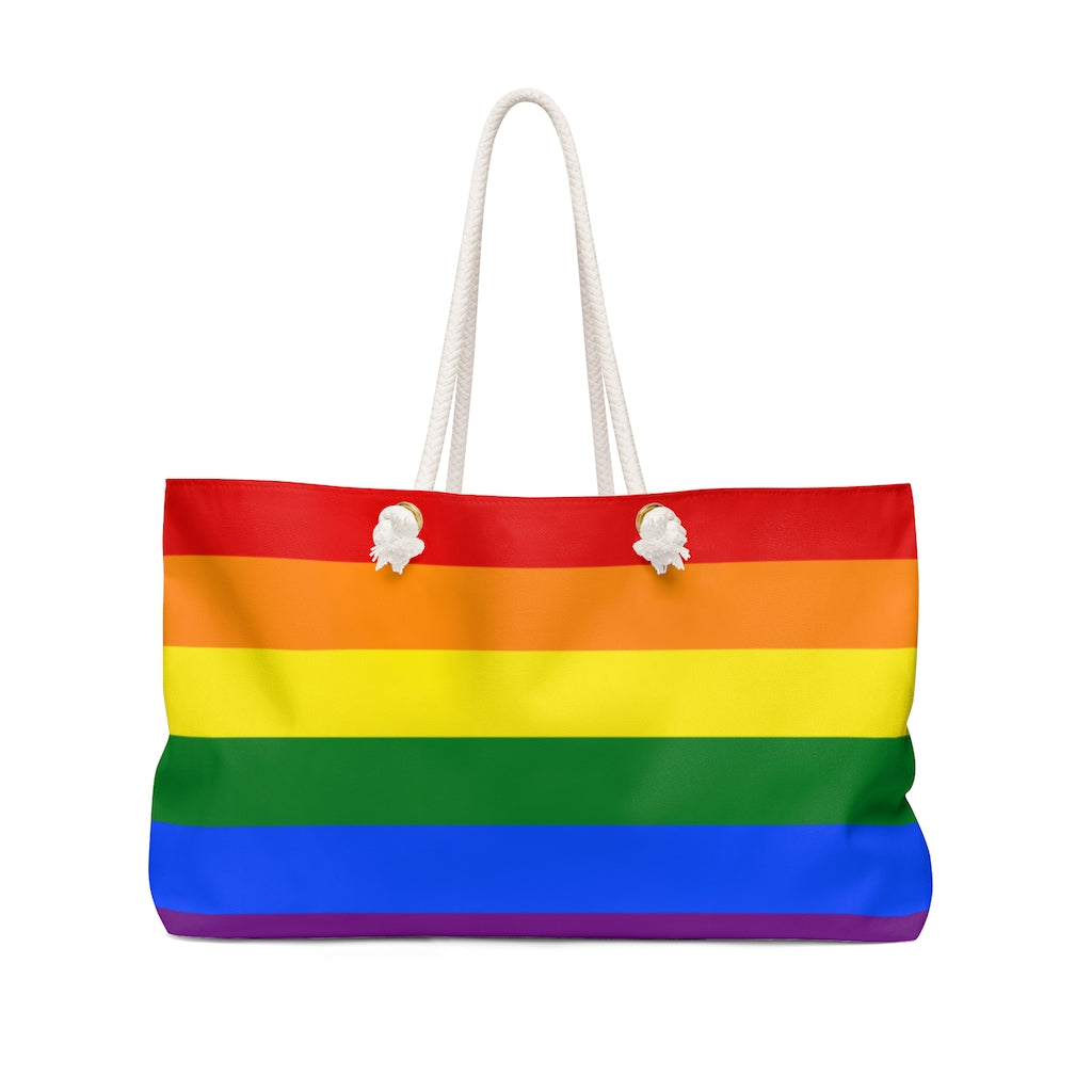 Limited Edition LX PRIDE Weekender Bag