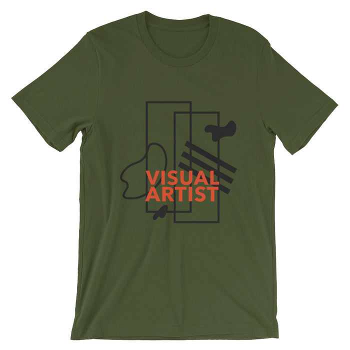 Visual artist Short-Sleeve T-Shirt