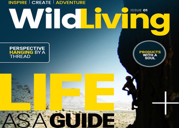 Wild Living Magazine's Products With A Purpose