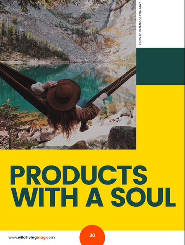 Wild Living Magazine Products With A Soul