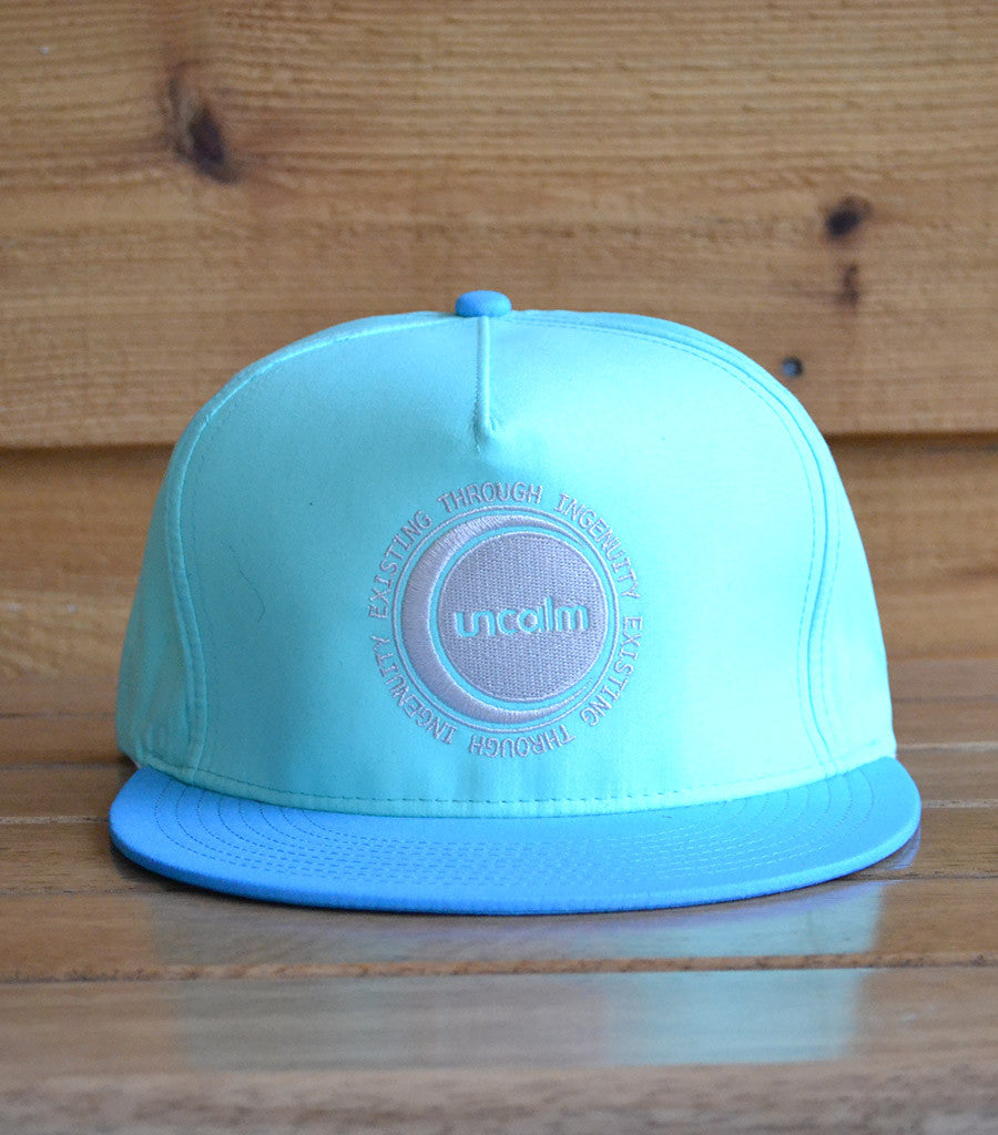 5 Panel Snapback w/o Sueded Brim