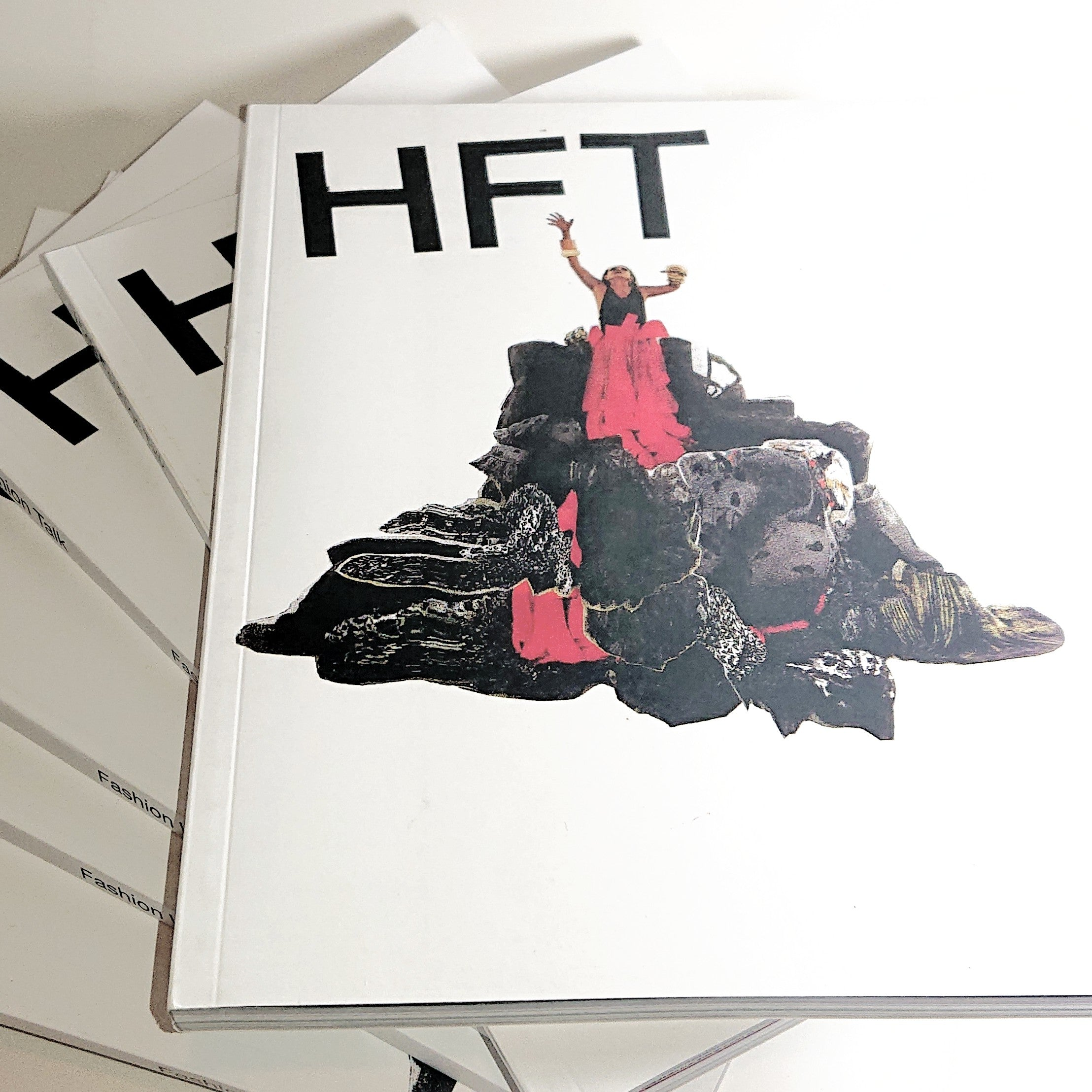 HFT 1 (High Fashion Talk print zine)