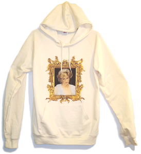 Princess pull-over hoodie