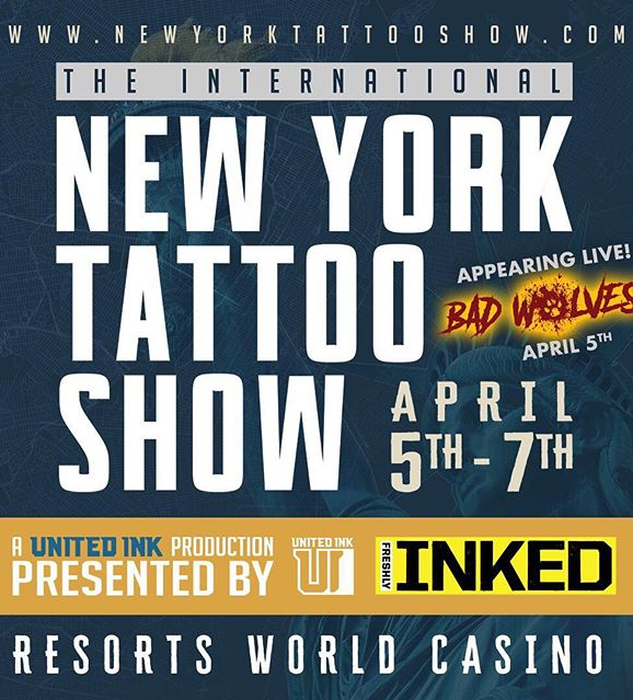 The New York Tattoo Show: What to Expect