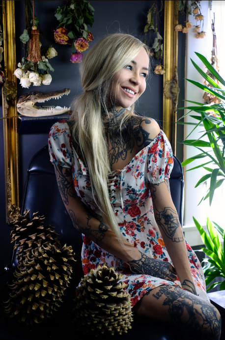 Freshly Inked Interview with Sara Fabel