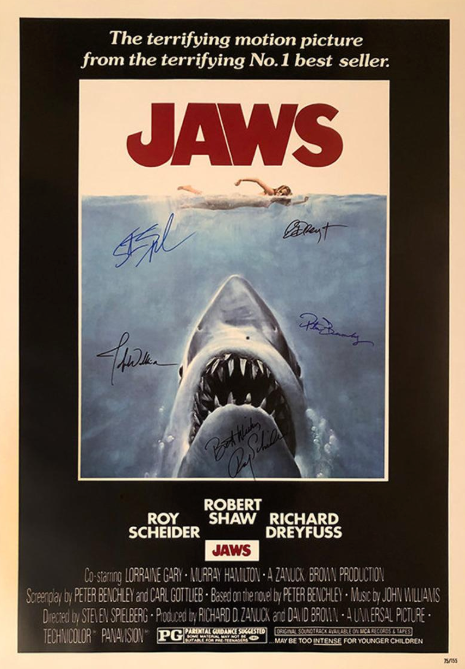 We're Going to Need a Bigger Blog: Celebrating 44 Years of Jaws