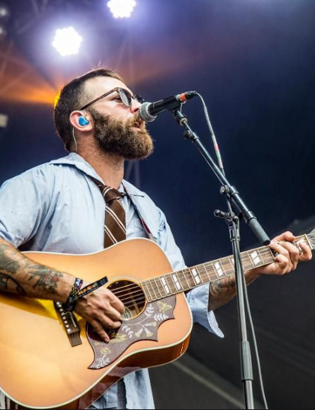 Freshly Inked Interview With The Strumbellas Guitarist, Simon Ward