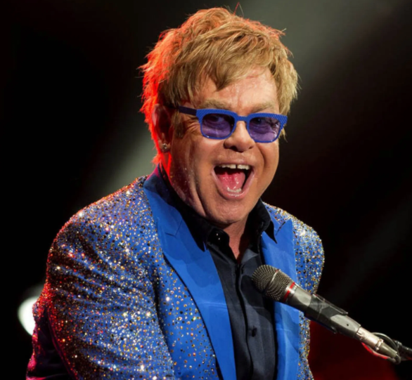 Celebrating Sir Elton John on his 73rd Birthday!