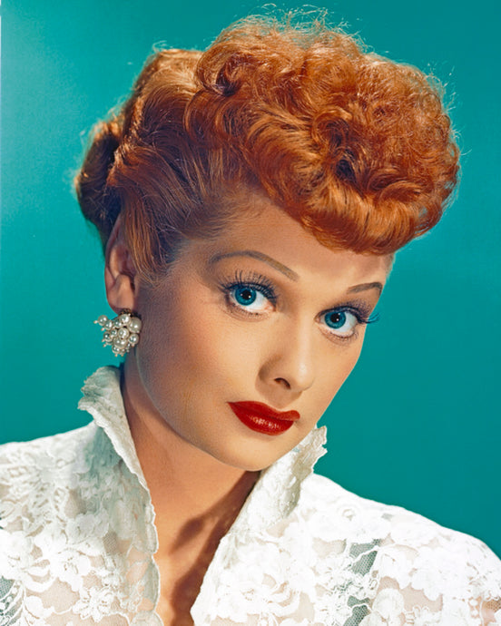 We Love Lucy, Here's Some Lucille Ball Inspired Tattoos