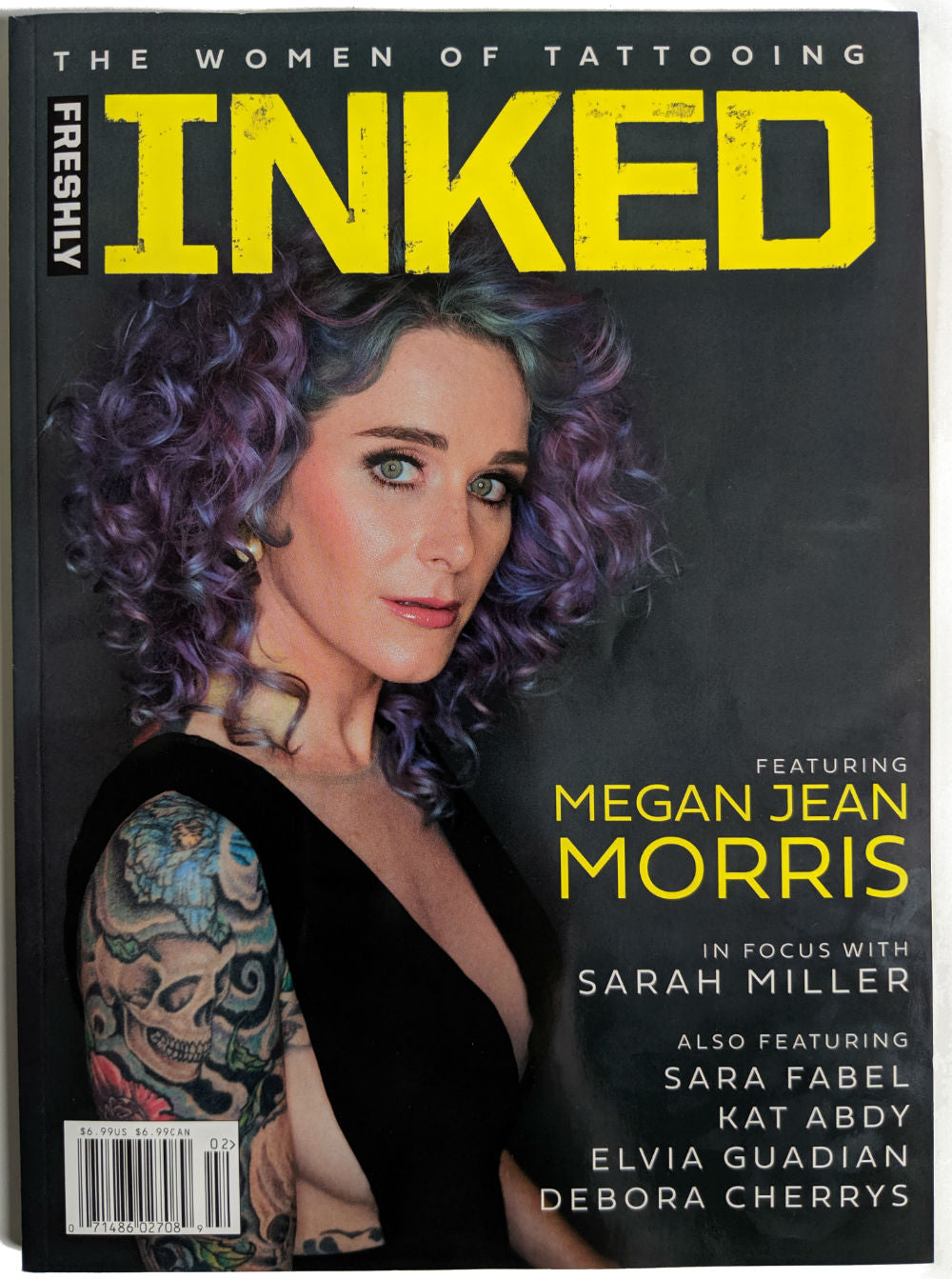 Freshly Inked Magazine - The Woman's Issue #7