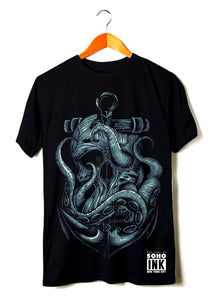 Octupus - SohoInk Clothing Merchandise