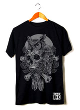 Load image into Gallery viewer, Owl - SohoInk Clothing Merchandise