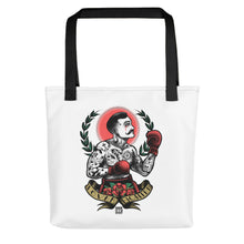 Load image into Gallery viewer, Lover Fighter Tote bag