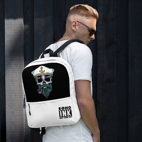 Captain Skull Backpack