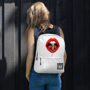 Bullet Lips Backpack