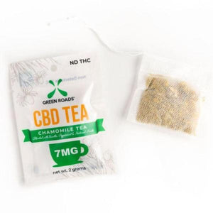 [3-pack] CBD Tea from Green Roads