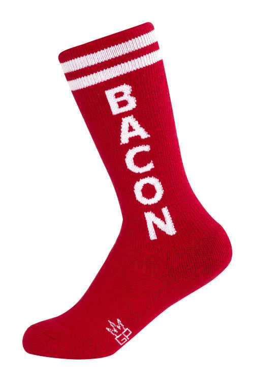 Child Size Bacon Socks