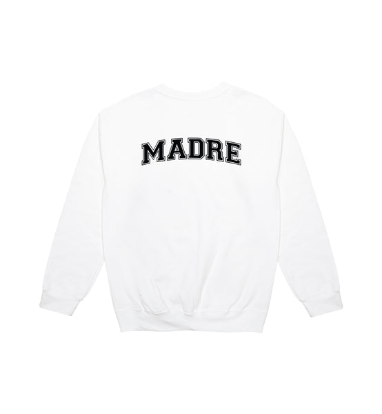 MADRE (BACK) // WHITE