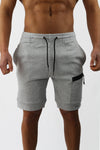 Backfit Sporthose in grau