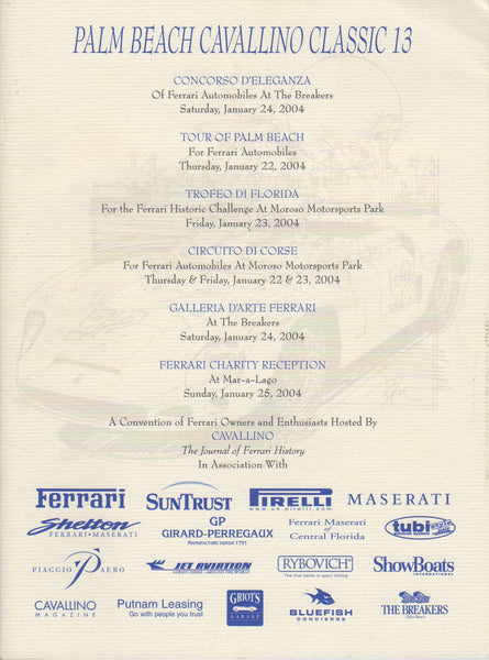 cavallino_classic_2004_program-1_at_albaco.com