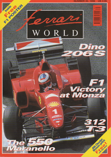 Ferrari World Magazine – Albaco Collectibles