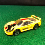 ferrari_f40_yellow_by_matchbox_1-59_(mb24)(no_box)-1_at_albaco.com