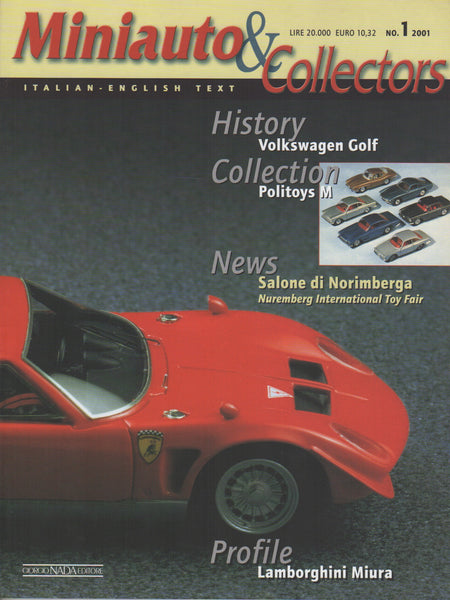 miniauto_&_collectors_magazine_n._1-1_at_albaco.com