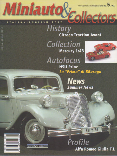 miniauto_&_collectors_magazine_n._5-1_at_albaco.com