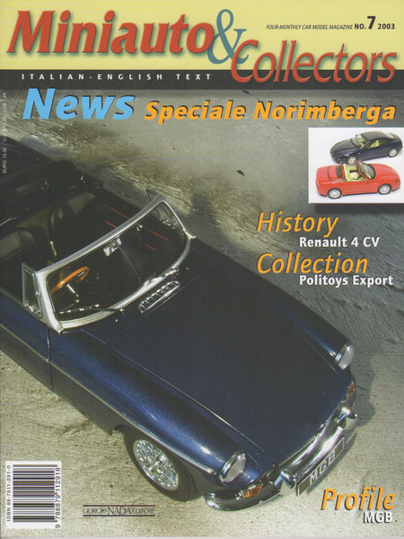miniauto_&_collectors_magazine_n._7-1_at_albaco.com
