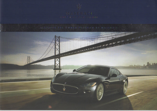 maserati_certified_pre-owned_program_brochure_(2018192_4/30/2009)-1_at_albaco.com