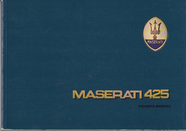 maserati_425_u.s._version_owner's_manual_(r156)-1_at_albaco.com