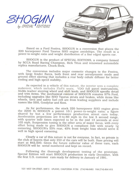 ford_shogun_-_festiva_by_special_editions_1989_intro_letter_&_business_cards-1_at_albaco.com