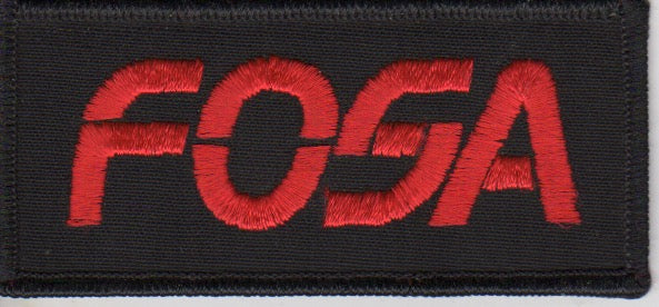 fosa_sew-on_patch_(red)-1_at_albaco.com