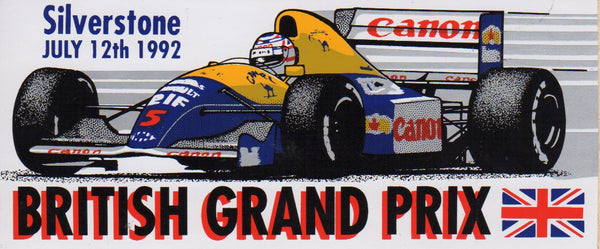 nigel_mansell_on_1992_williams_f1_sticker-1_at_albaco.com