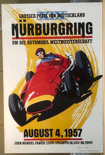 f1_grand_prix_of_germany_1957_nurburgring_print/poster_-_signed_ltd_ed-1_at_albaco.com