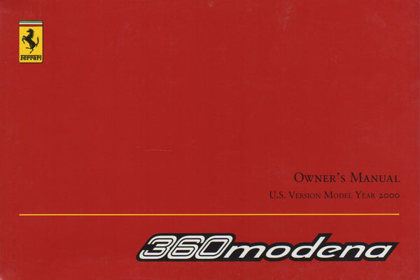 ferrari_360_modena_owner's_manual_-_u.s._(1572/00)-1_at_albaco.com