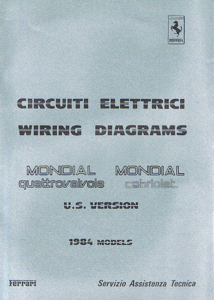 ferrari_mondial_qv_wiring_diagrams_manual_(my1984)(317/84)-1_at_albaco.com