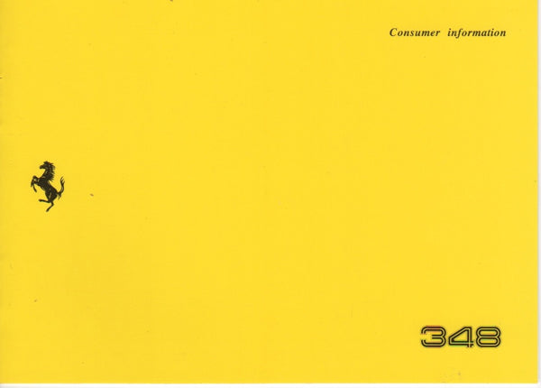 ferrari_348_consumer_information_booklet_(739/92)-1_at_albaco.com